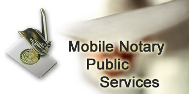 Spring and North Houston Moblie Notary Services